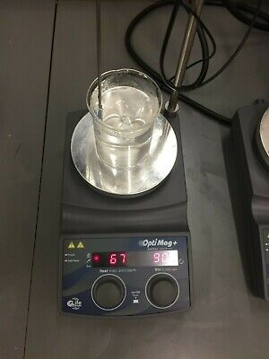 Ika Digital Hot Plate Magnetic Stirrer Optimag Rct Basic Equivalent Warranty