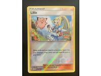 Pokemon Regional Championships Promo Card Mint//Near Mint. 125a//156 Lillie