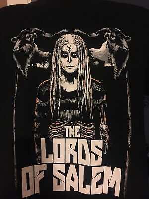 Lords Of Salem T-shirt Rob Zombie Sheri Moon Witches Demons](Zombie Witch)