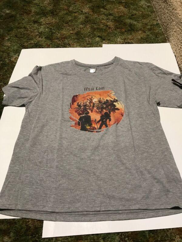 Meat Loaf Horsemen Shirt RARE Used