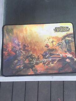 League of legends mouse pad
