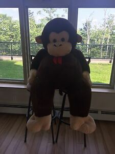 Giant monkey needs a new home $5