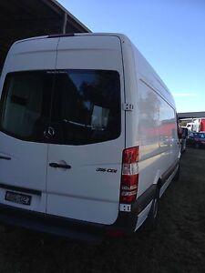Mercedes sprinter 316 cdi 2012 LWB VAN Tarneit Wyndham Area Preview