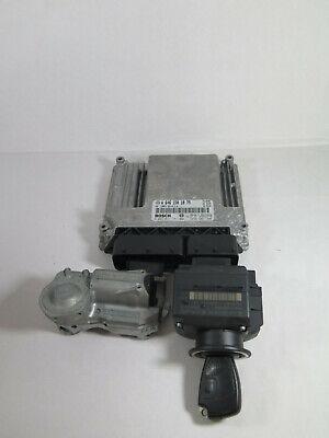 MERCEDES C220 CDI W203 2004-2007 ENGINE CONTROL ECU IGNITION SET A6461501079
