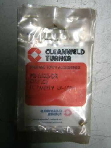 Turner Propane Torch Tip Orifice PR-3602-OR formerly LP-607-1 Soldering