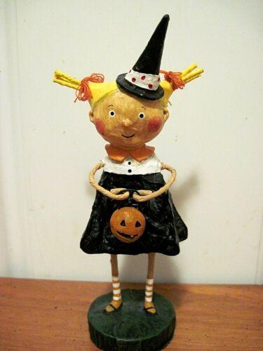 ESC Lori Mitchell NEW Halloween Adorable Dora Witch Figure