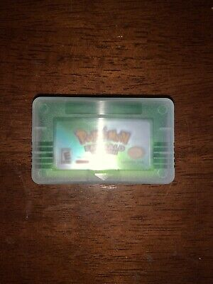 Pokemon Emerald Reproduction USA Fast Shipping!