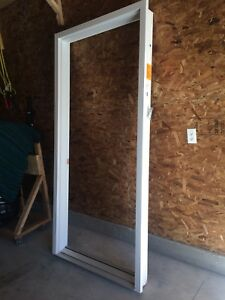 New door frame