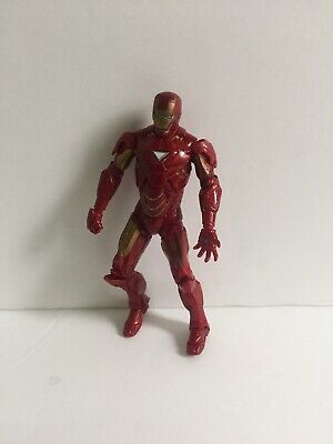Used, Ironman Action Figure Marvel Comic Book Tony Stark  Toy for sale  Shipping to India