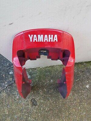 <em>YAMAHA</em> YBR 125 2006 LEFT AND RIGHT REAR FAIRING  PANEL  SEAT FAIRING