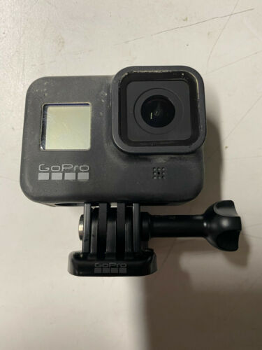 GoPro Hero 8 Black Camera - As Pictured - NO BATTERY