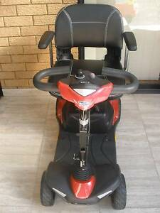 Near-new Invacare Colibri Mobility Scooter Lugarno Hurstville Area Preview