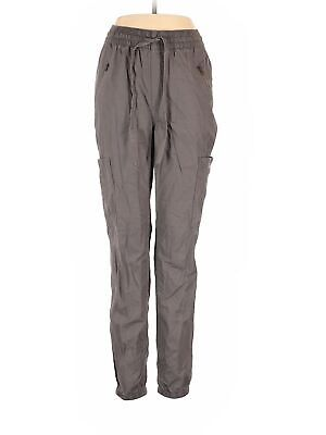 NWT Hollister Women Gray Cargo Pants XS