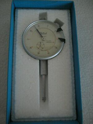 Vintage Enco 682-05 Dial Indicator Gauge .001 - 1 Made In Japan