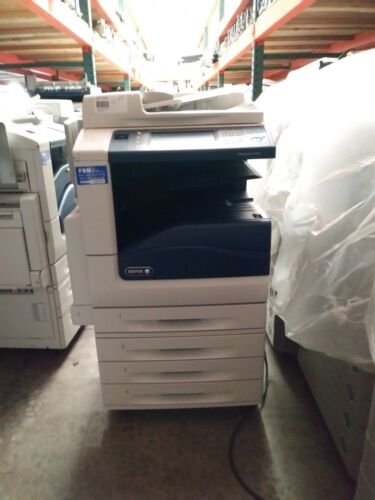 Xerox Workcentre 7845 Color Printer Copier Scanner  Mfp Low Meter