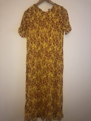 Zara Maxi Dress Medium BNWT