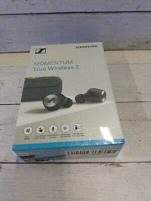 LS-5 Sennheiser MOMENTUM True Wireless 2 Earbuds - Black (508674)