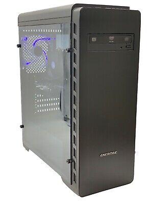 AVGPC Gaming PC Nvidia GTX 1650 4 GB AMD Ryzen 3 1200 8GB 500GB SSD Win 10 Pro