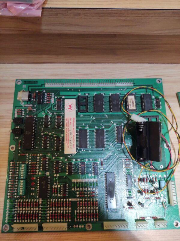 Williams System 3-7? MPU board