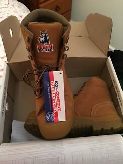 Steel Blue Work Boots ***Brand New*** Tuart Hill Stirling Area Preview