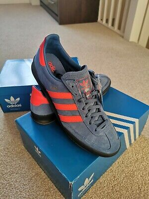 BNIB Adidas Jeans, Manchester Colour way, UK 9