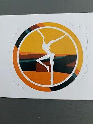 "Dave Matthews Band Fire Dancer Sticker 3"" Decal Music DMB - Free Shipping Dave Matthews Band"