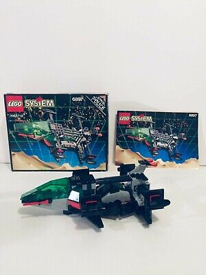 LEGO vintage set 6897 Space Police Complete with box and manual