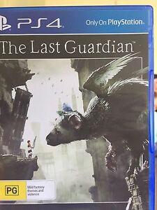 PS4 The Last Guardian Avoca Beach Gosford Area Preview
