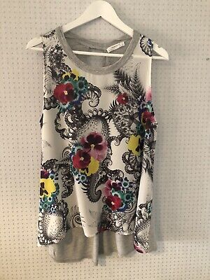 Zara Vest Top Size Large