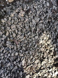 FREE CRUSHED ROCK - NEED TO MOVE ASAP