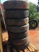 7x 255/70R22.5 Trailer Tyres Broome Broome City Preview