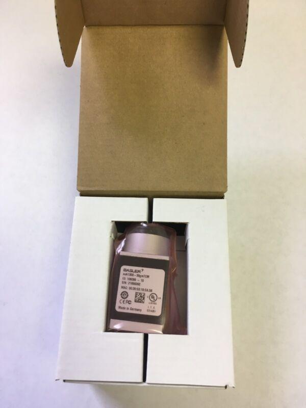 Basler acA1300-30gm TCM C-Mount Camera New in Box - No Warranty