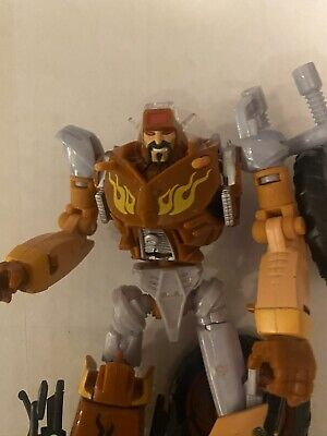 HASBRO Transformers CHUG Generations Classics Wreck-Gar 2010