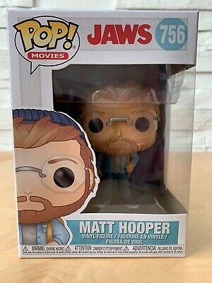 Funko Pop! Movies - Jaws - Matt Hooper #756