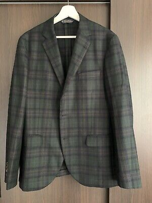 Brooks Brothers 1818 Black Watch Tartan Two Piece Suit