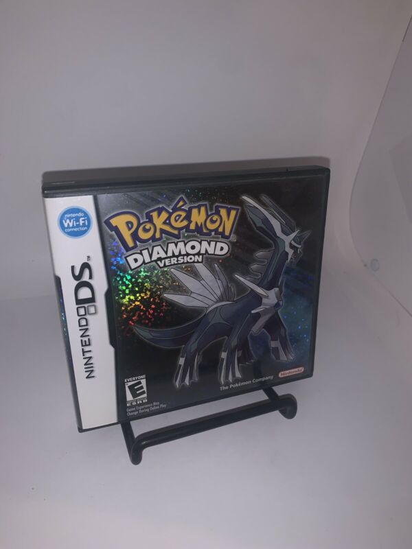 Pokemon Diamond Version Nintendo DS (2007) Case Only No Game No Manual