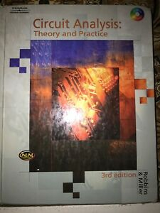 Circuit analysis theory and practice by Robbins and Miller