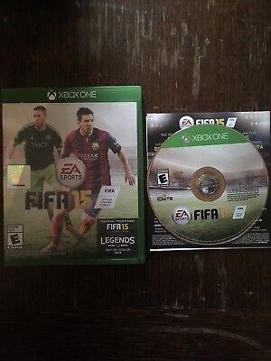 Jeux Vidéo FIFA 15 Xbox One Version Français