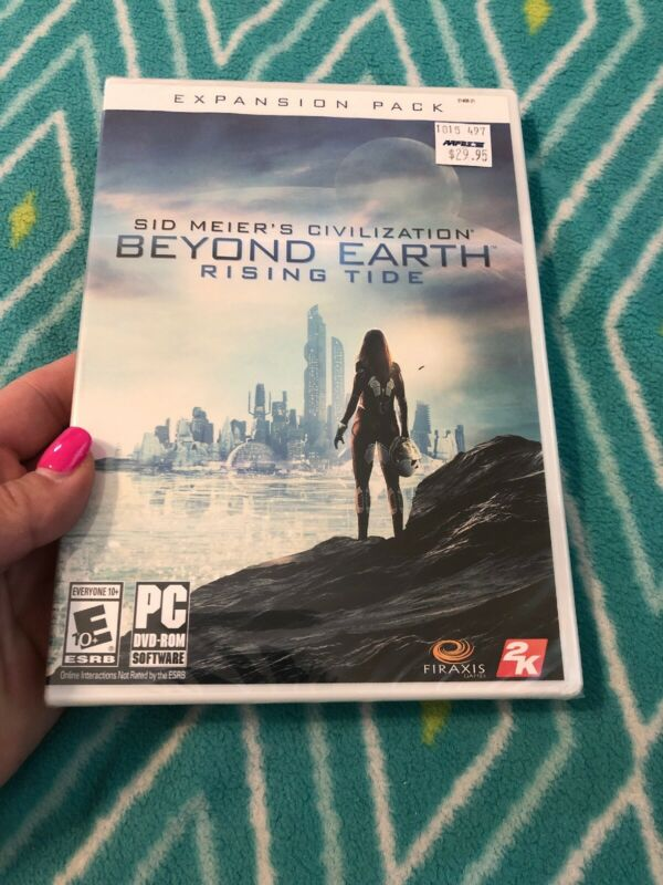 Sid Meier's Civilization: Beyond Earth Rising Tide Windows 41634