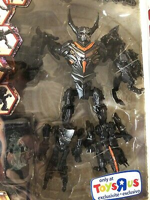 2016 Hasbro Transformers The Last Knight Infernocus Toys 'R Us TRU EXCLUSIVE