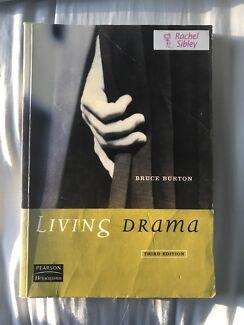 Living Drama Third Edition