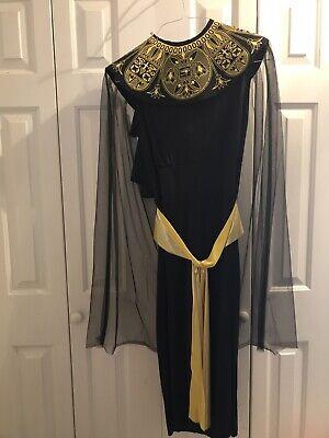 Egyptian Women Pharaoh Halloween Costume Size S / M