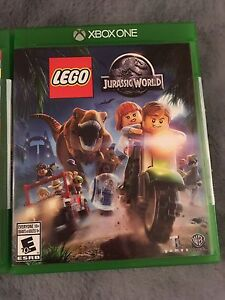 2 Xbox Game, Just Dance 2014, Lego Jurassic World