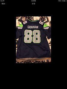 Graham Seahawks jersey - tags still on