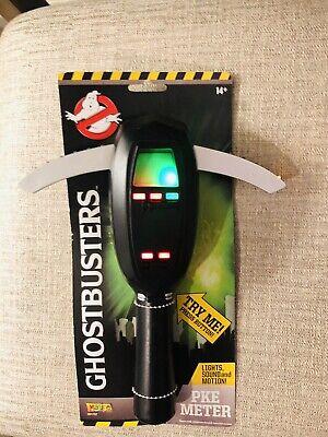 Ghostbusters PKE Meter Spirit Halloween Deluxe Replica Prop