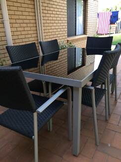 Outdoor Dining Suite - 7 Piece Rangeville Toowoomba City Preview