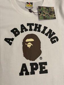 Brand new Bape  Head A Bathing Ape T-Shirt / Tee