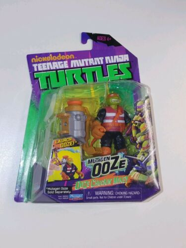 TMNT Teenage Mutant Ninja Turtles Minimates K-Mart Series 1 Mutagen Michelangelo
