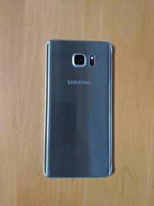 Samsung Galaxy Note 5 - Gold - 32GB - Mint Condition