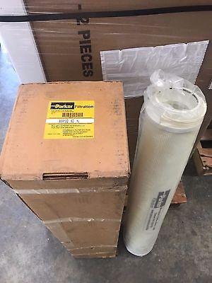 New Old Stock Parker Hydraulic Filter 934122q-5q-rg 934122q